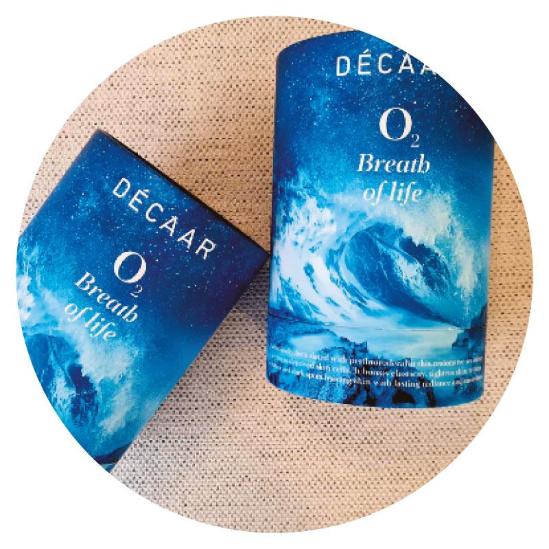 Salon Marja • Décaar Breath of life box