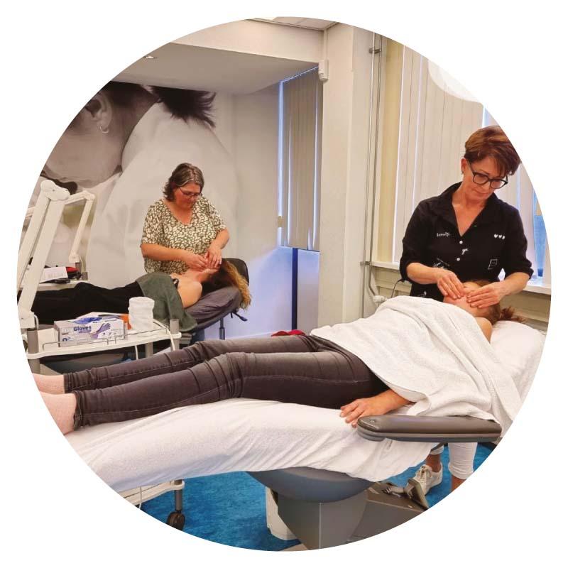 Salon Marja • Buccal massage